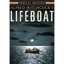New Sealed Lifeboat DVD Special Edition Alfred Hitchcock Steinbeck SS