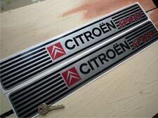 CITROEN sport kickplate sill protector autocollants en vinyle