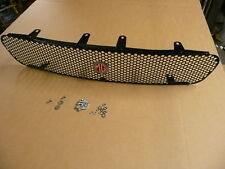 MG MIDGET  FRONT GRILLE  BLACK WITH FREE MG BADGE NEW