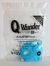"Chick-fil-A Q Wunder EQ ""Q Says"" Kid's Meal Toy SEALED"