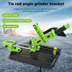 100/125 Angle Grinder Fixed Stand Bracket Grinding Universal Holder For TableSaw