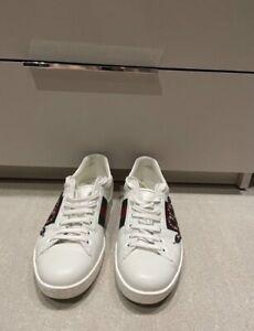 gucci men shoes size 8.5