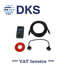 USB-MPI/PPI USB Programming Cable for Siemens S7-200 s7-300/400 PLC 001096