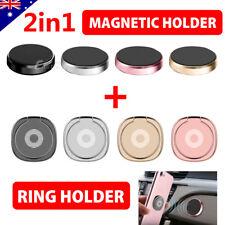 iRing Phone Ring Finger Holder Car Mount Hook iPhone Samsung Stand Mobile Grip
