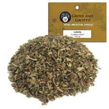 Lobelia 1/2 oz Package Ritual Herb Wildcrafted C/S by Grove and Grotto