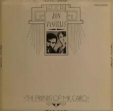 "THE FRIENDS OF MR CAIRO - JON AND VANGELIS -  LP 12""  (S 366)"