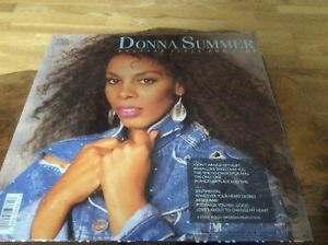 Donna Summer - Another Place And Time - Original 1989 UK Vinyl Album
