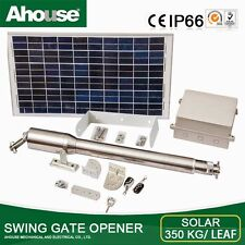 Solar Gate  SINGLE AUTOMATIC GATE OPENER.. KIT Ahouse EM3+ up to 3m