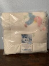 "NEW in Package! Vintage Baby Chatham Crib Blanket : ""mother Rabbit"""