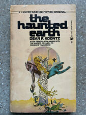 The Haunted Earth - Dean Koontz - Lancer Paperback 1973