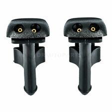 2x Windshield Wiper Washer Nozzle For BMW 3 Series 318i 320i 325i 328i M3 E36 Z3
