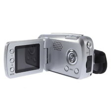 Silver Mini Camcorder Digital Video Camera DV 12 MP 4X ZOOM Silver F7