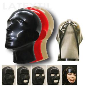 "☀️ LATEXTIL ☀️ - Latexmaske ""BUILD-MASK-6"" - latex mask rubber - NEU / NEW"
