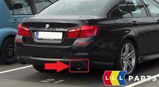 BMW NEW GENUINE 5 6 F10 F11 F07 F12 F13 F06 EXHAUST PIPE TIP BLACK 7612731