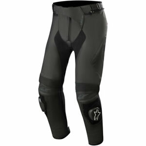 NEW Mens Alpinestars Missile V2 Leather Motorcycle Pants - Pick Size/Color