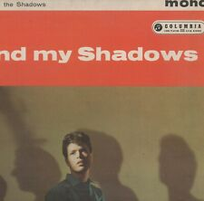 Cliff Richard - 'Me And My Shadows' 1961 UK green/gold Columbia Mono LP. VG!
