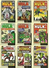 2003 UPPER DECK HULK FAMOUS COVERS INSERT CARDS * YOU CHOOSE
