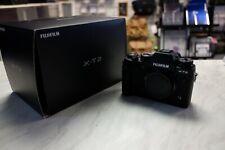 Fujifilm X-T2 24.3MP Digital SLR Camera - Black (731 Shots Taken)