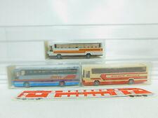 BO766-0, 5 #3x Wiking H0 / 1:87 712 Coach/Bus Mercedes-Benz/MB o 303, Nip
