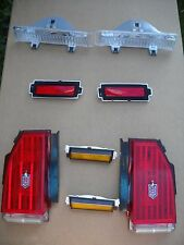 New 1981-1986 Monte Carlo Monte Carlo SS Complete 8 pc Light Set