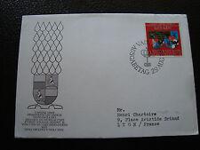 LIECHTENSTEIN - enveloppe 1er jour 29/8/1968 (cy17)
