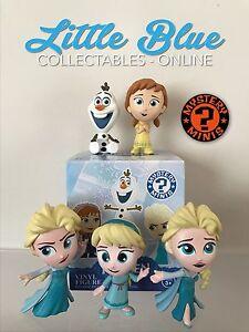* Disney FROZEN * Funko Mystery Minis * x5 * Elsa, Anna, Olaf *