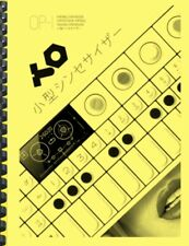 Teenage Engineering Op-1 Portable Synthesizer Workstation Owner'S Manual