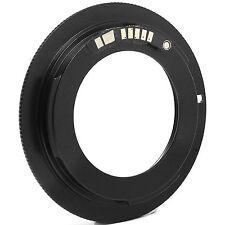 III AF confirmar M42 Lente Adaptador Canon EOS EF Mount 60D 550D 600D 7D 1100D Reino Unido *