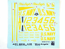 Esci 9010 Vintage Decals A-4E Blue Angels 1:72 modellismo