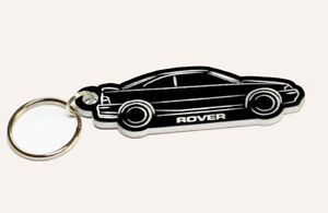 """Rover 200 220 Coupe """"Tomcat"""" Keyring"""