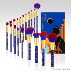 Docolor Bastet Cat Professional High Quality Makeup Brushes - 19pc