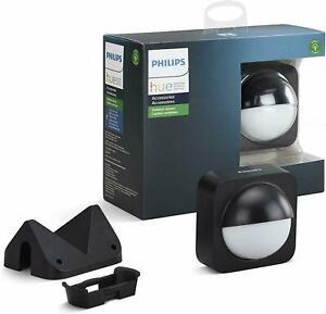 Philips Hue 541730 Outdoor Motion Sensor - Black/White - US SELLER