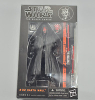 Star Wars Figure Action Black Series 6 Select Your Character S Free Shipping Toy