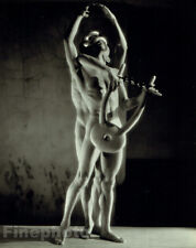 1948 Ballet MALE NUDE Moncion & Magallanes SURREAL Photo Art GEORGE PLATT LYNES