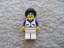 Lego Collectible Minifigures - Rare - Disco Dude Minifig - Series 2 8684
