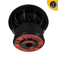 Subwoofer Bass Face 30 cm RED12.4 2x2Ω 3000 Watt RMS sub auto doppia bobina da 2