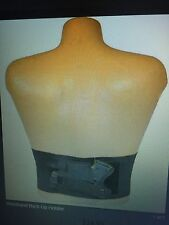 WRB Waistband Back-Up Holster Size Large 38-42 Black in Color