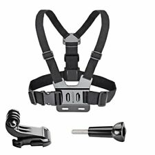 Adjustable Chest Body Strap Belt Mount Harness For GoPro HD Hero 2 3 3+ 4 Camera
