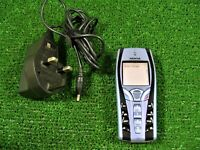 VINTAGE NOKIA 7250i MOBILE PHONE IN BLUE + CHARGER *WORKING ON EE **READ LISTING