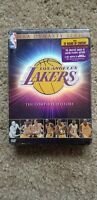 Los Angeles Lakers: The Complete History - 5 Disc DVD Set -Factory Sealed