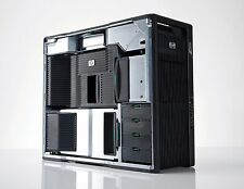 Pc Desktop WORKSTATION HP Z800 XEON X5660 24GB RAM 500+500GB NVIDIA QUADRO 4000