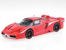 Ferrari FXX Evoluzione 2007 rojo coche en miniatura mvN5584 Mattel Elite 1:43