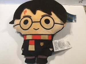 """Harry Potter NWT 16"""" Stuffed Plush Pillow Toy Warner Brothers Character"""