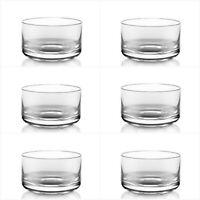 SET da 6 Coppette in Vetro - Lounge Bar - Dessert/Aperitivo - Bicchieri Multiuso