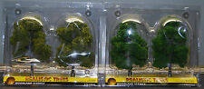 "Woodland Scenics scale model Trees 5 to 6"""" tall   HO, S & O scale TR1512, 1513"