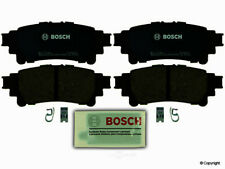 Disc Brake Pad Set-Bosch QuietCast Rear WD Express 520 13910 462