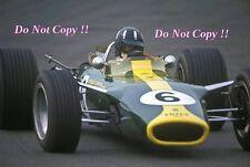 Graham Hill Lotus 49 Dutch Grand Prix 1967 Photograph 5