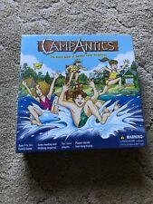 Campantics Board Game Of Summer Camp Activities New