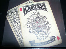 Tiger & Me From A Liar To A Thief (Digipak) CD