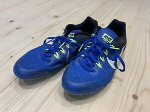 Spikes Nike Zoom Rival D 9 GEBRAUCHT (Gr. 40,5)